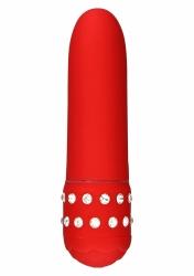 ToyJoy Diamond Red Petit vibrátor