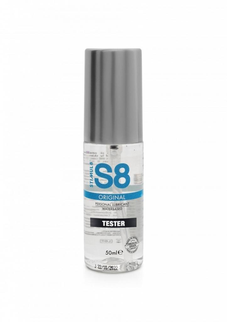 Stimul8 - S8 Original Lubrikant na vodní bázi 50ml TESTER